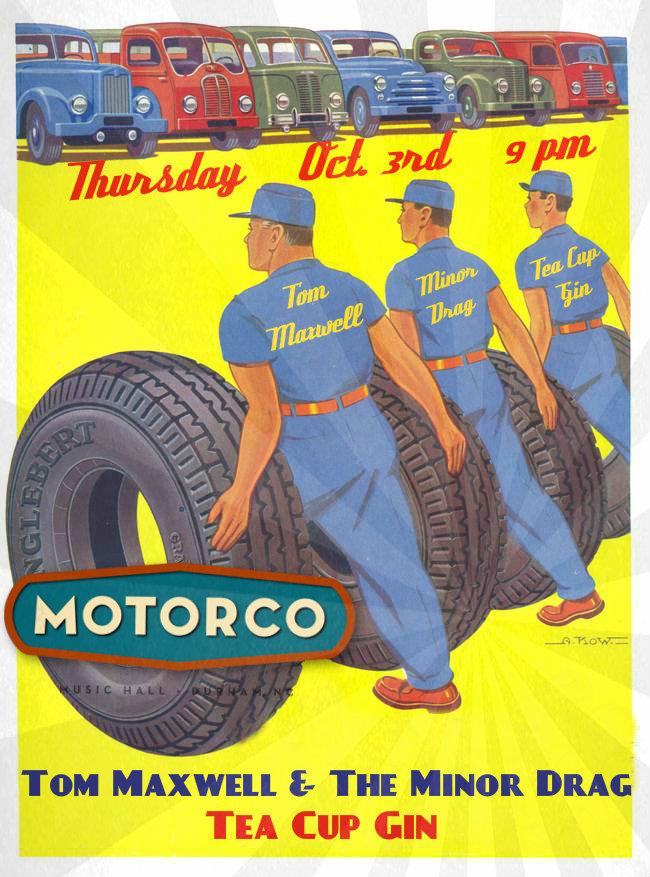 Motorco Oct 3