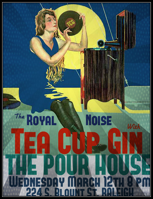 Pour House Poster