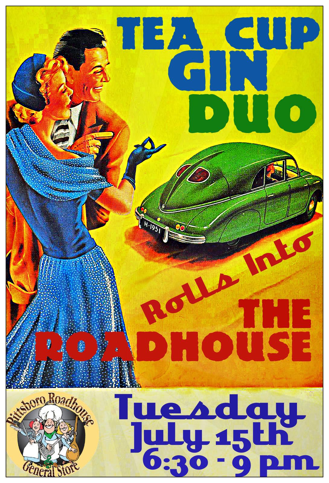 Roadhouse July 15th Final