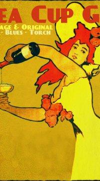 TCG Champagne Lady Logo