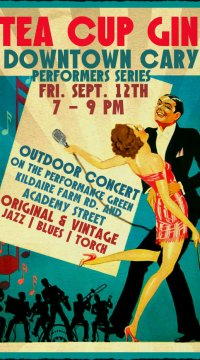TCG Town of Cary Sept Poster6