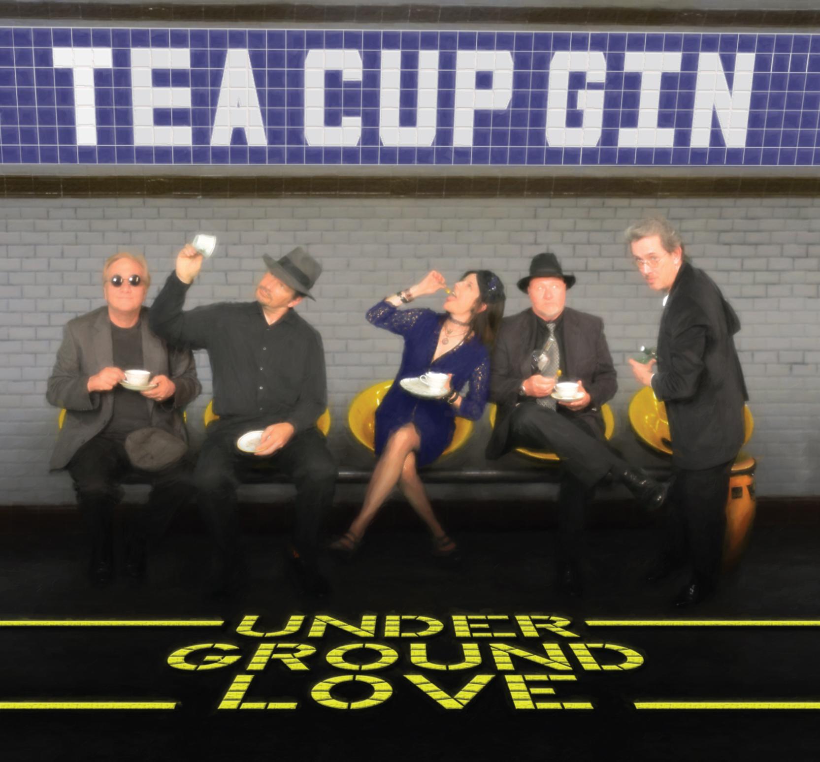 Underground Love Album Cover