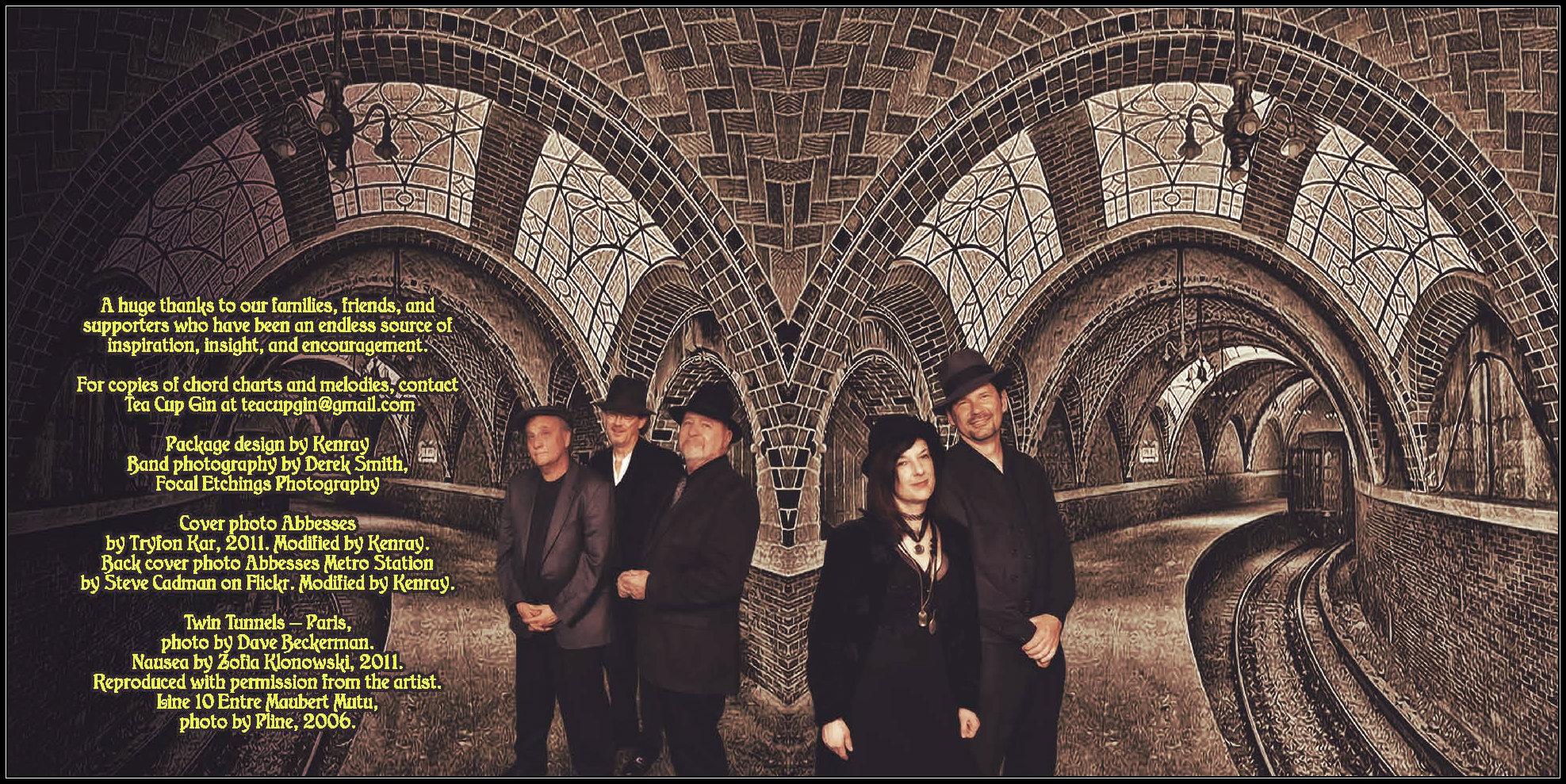 Art/Lyric Booklet Cover